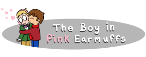 banner from boy in the pink earmuffs site