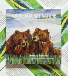 cover of crimes against nature book